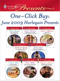 One-Click Buy: June 2009 Harlequin Presents: The Sicilian's Baby Bargain\Ruthless Tycoon…