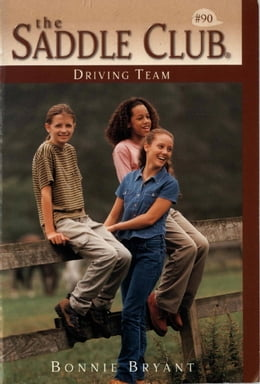 Book Driving Team by Bonnie Bryant