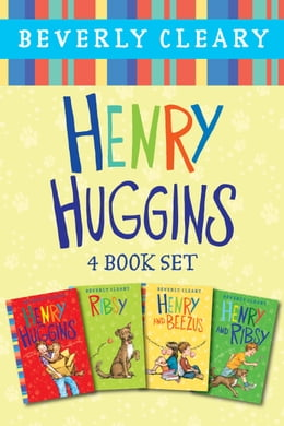 Book Henry Huggins 4-Book Collection: Henry Huggins, Ribsy, Henry and Beezus, Henry and Ribsy by Beverly Cleary