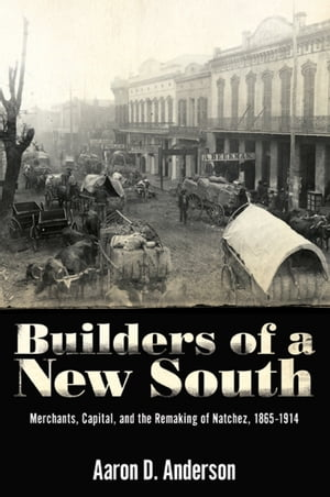 Builders of a New South Merchants,  Capital,  and the Remaking of Natchez,  1865?1914
