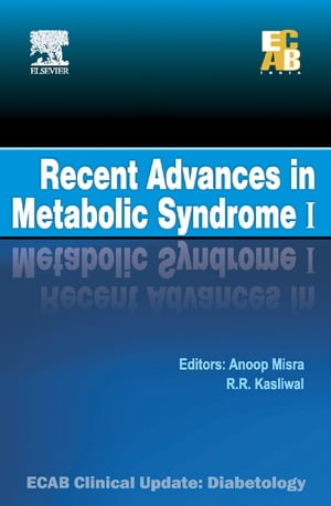 Recent Advances in Metabolic Syndrome ? I - ECAB