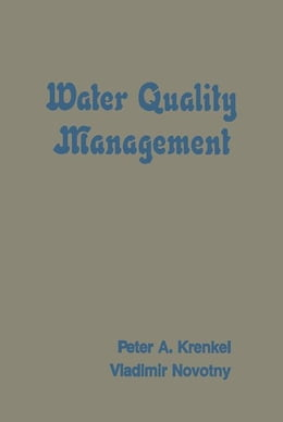 Book Water Quality Management by Krenkel, Peter