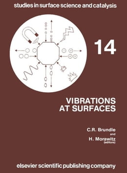 Book Vibrations at Surfaces by Brundle, C. R.
