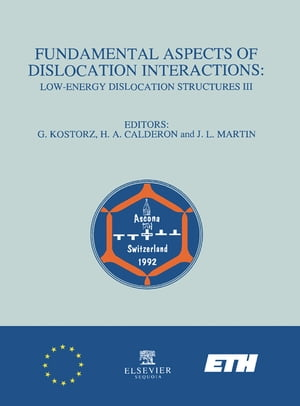 Fundamental Aspects of Dislocation Interactions Low-Energy Dislocation Structures III