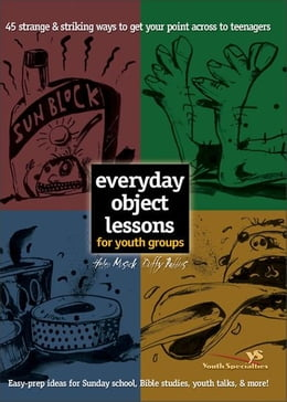 Book Everyday Object Lessons for Youth Groups by Helen Musick