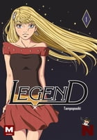 Legend: Tome 1 by Tampopoeiki