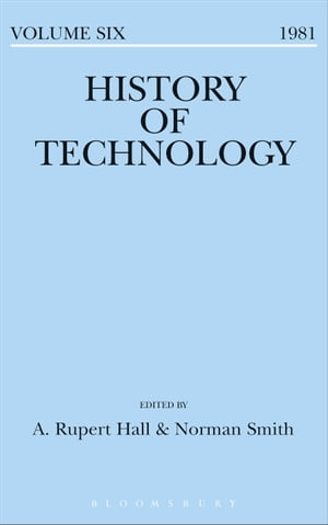 History of Technology Volume 6