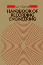 Handbook of Recording Engineering by John M. Eargle