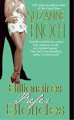 Book Billionaires Prefer Blondes by Suzanne Enoch