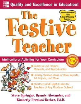 Book The Festive Teacher: Multicultural Activities for Your Curriculum by Springer, Steve