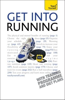Book Get Into Running: Teach Yourself by Sara Kirkham