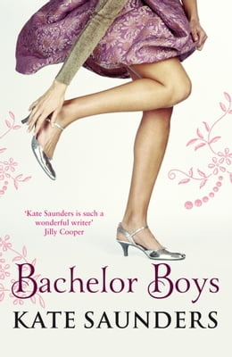 Book Bachelor Boys by Kate Saunders