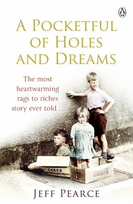 Book A Pocketful of Holes and Dreams by Jeff Pearce