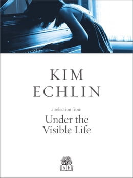Book Upfront Under The Visible Life by Kim Echlin