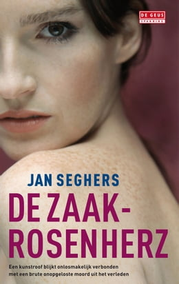 Book Zaak Rosenherz by Jan Seghers