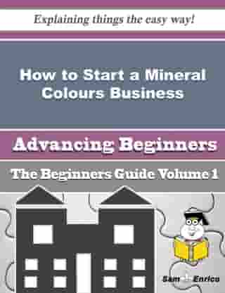 How to Start a Mineral Colours Business (Beginners Guide): How to Start a Mineral Colours Business (Beginners Guide) by Reatha Grimm