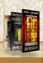 Pat O'Malley Historical Steampunk Mystery Trilogy by Jim Musgrave