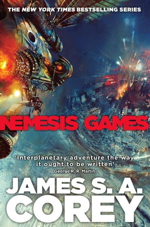 Nemesis Games Book 5 of the Expanse