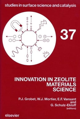 Book Innovation in Zeolite Materials Science by Grobet, P.J.