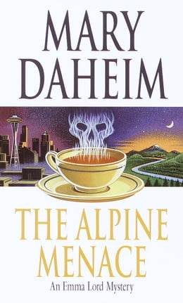 Book The Alpine Menace: An Emma Lord Mystery by Mary Daheim