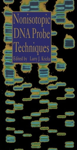 Book Nonisotopic DNA Probe Techniques by Kricka, Larry J.