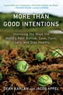 More Than Good Intentions Cover Image