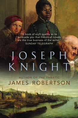 Book Joseph Knight by James Robertson
