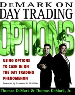 Book DeMark On Day Trading Options by DeMark, Day