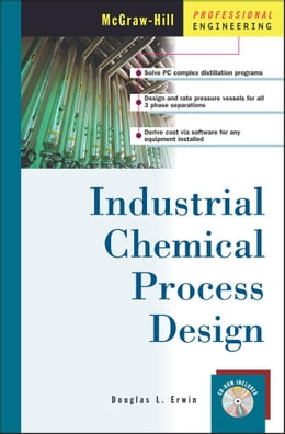 Book Industrial Chemical Process Design by Erwin, Douglas