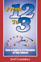 From 12 to 3: How to Apply G-12 Principles in Your Church by Joel Comiskey