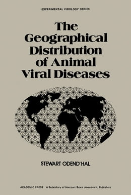 Book The Geographical Distribution of Animal Viral Diseases by Stewart Hal