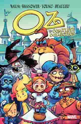 Oz: The Complete Collection - Road To/Emerald City