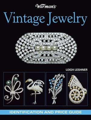 Warman's Vintage Jewelry: Identification And Price Guide Identification And Price Guide