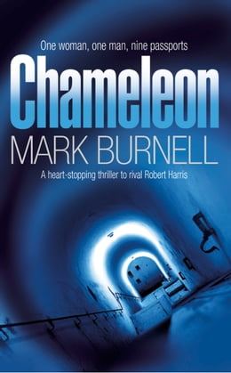 Book Chameleon by Mark Burnell