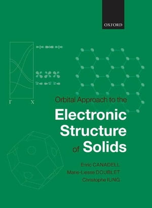 Orbital Approach to the Electronic Structure of Solids