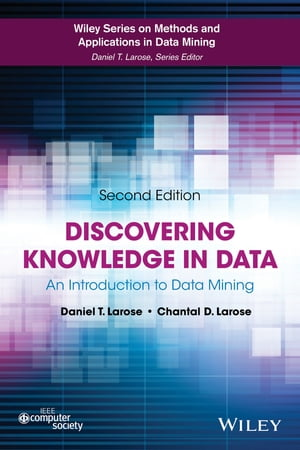 Discovering Knowledge in Data An Introduction to Data Mining