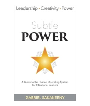 Subtle POWER: A Guide to the Human Operating System for Intentional Leaders by Gabriel Sakakeeny