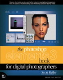 Book The Photoshop Elements 3 Book for Digital Photographers by Scott Kelby