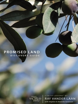 Book Promised Land Discovery Guide by Ray Vander Laan,Stephen&Amp; Amanda Sorenson