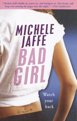 Book Bad Girl by Michele Jaffe