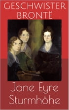 Jane Eyre / Sturmhöhe (Wuthering Heights) by Charlotte Brontë