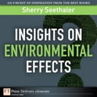 Insights on Environmental Effects by Sherry Seethaler