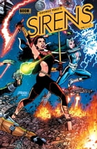 George Perez's Sirens #1 by George Perez