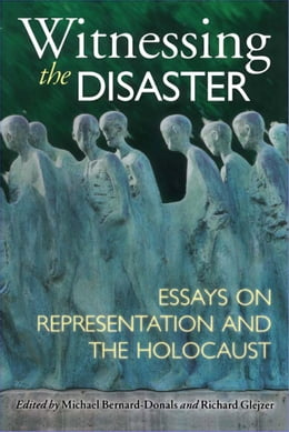 Book Witnessing the Disaster: Essays on Representation and the Holocaust by Glejzer, Richard