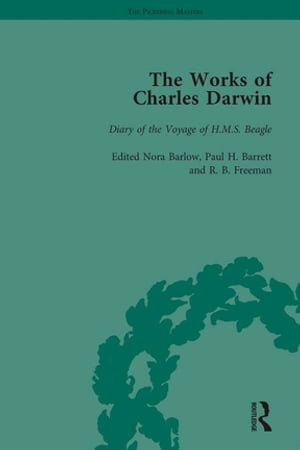 The Works of Charles Darwin: v. 1: Introduction; Diary of the Voyage of HMS Beagle