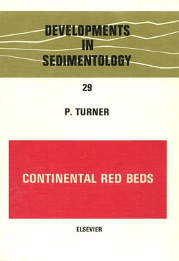 Book Continental Red Beds by Turner, P.