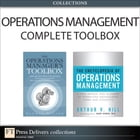 The Operations Management Complete Toolbox (Collection) by Randal Wilson