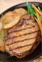 How to Cook Pork Chops by Tobin Frost