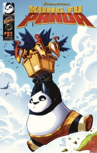 Kung Fu Panda Vol 1 Issue 2