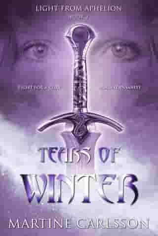 Tears of winter by Martine Carlsson